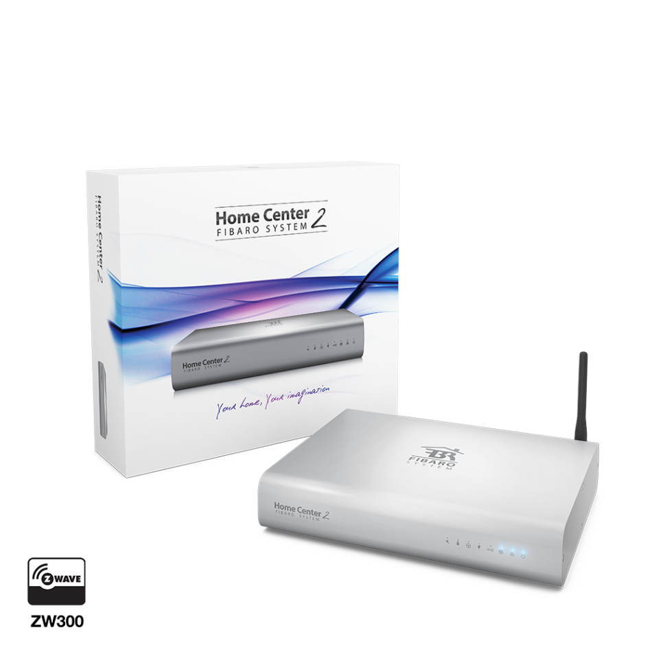 Контроллер Z-Wave FIBARO Home Center 2 - FIB_HOMEC2