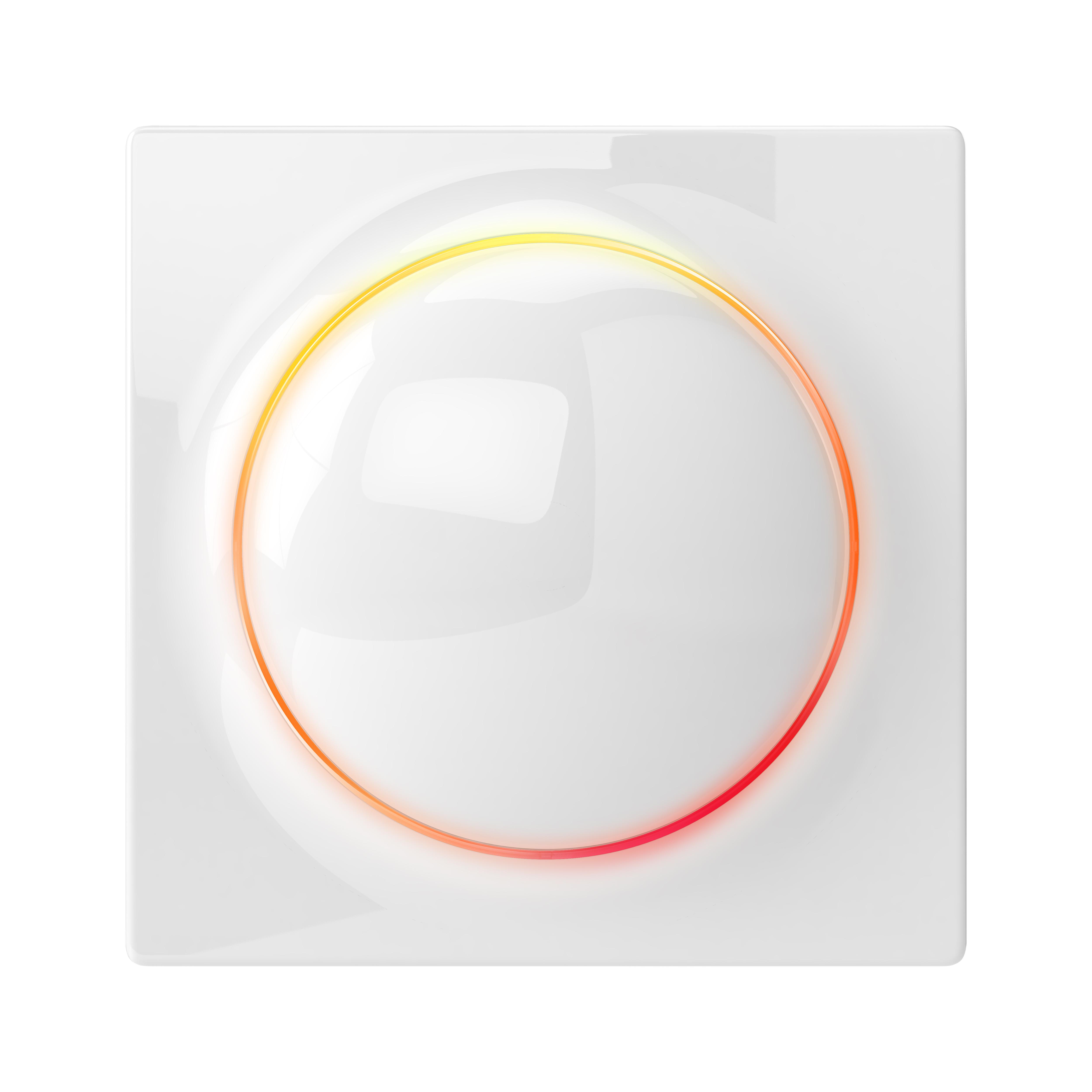 Выключатель Z-Wave FIBARO Walli Switch — FGWDSEU-221, Количество каналов: 2, Питание: 220В, Цвет: Белый