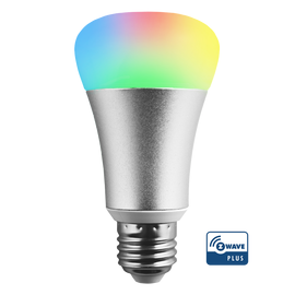 RGBW Светодиодная лампа Z-Wave Hank  — HNKERGB01