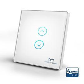 Сенсорный выключатель для штор/жалюзи Z-Wave MCO Home Glass Touch Shutter — MCOEC421