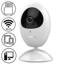 IP видеокамера Hikvision DS-2CV2U21FD-IW (2.8 мм) - комнатная wifi камера 2 МП