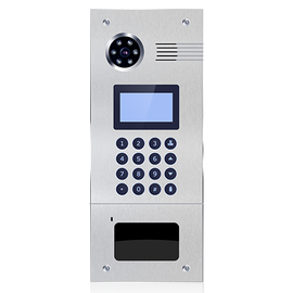 Многоабонентская Вызывная Панель - BAS-IP AA-05 v3 hybrid