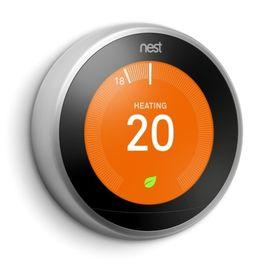 Термостат настенный Nest Learning Thermostat Gen3, Европейская версия