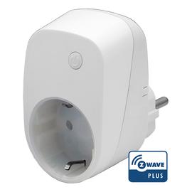 Розеточный выключатель со счетчиком электроэнергии Philio Wall Plug with Power Meter Z-Wave Plus ― PHIEPAN16-1