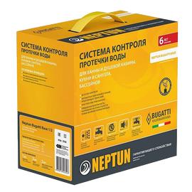 "Комплект контроля протечки воды Neptun Bugatti Base, Диаметр крана: 1/2"", Питание: 220В"