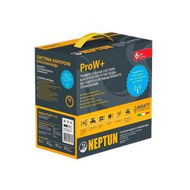 "Комплект контроля протечки воды Neptun Bugatti ProW+ 12В, Диаметр крана: 3/4"", Питание: 12В"