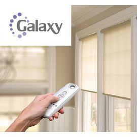 Электропривод Galaxy для рулонных штор, Протокол управления: Нет, Ширина вала: 1м, Тип привода: G MS 35 3/28