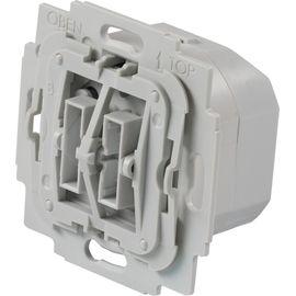 Выключатель для штор и жалюзи Z-Wave TechniSat (совместим с сериями выключателей Busch-Jaeger)