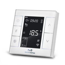 Термостат водяного отопления MCO Home c датчиком влажности, Z-Wave, настенный  — MCOEMH7H-WH2