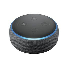 Умная колонка Amazon Echo Dot (3rd Generation), Charcoal