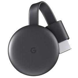 Медиаплеер Google Chromecast 3.0
