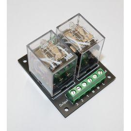 Модуль сопряжения 2-х канального реле с 3-х скоростным вентилятором