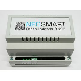 Переходник для фанкойлов и конвекторов с фазного управления на 0-10В