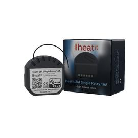 Одноканальное реле Heatit ZM Single Relay 16A