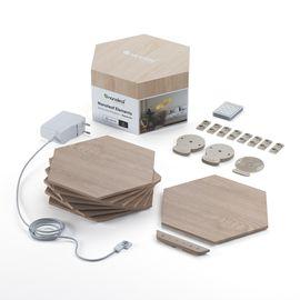 Умная система освещения Nanoleaf Elements - Hexagons Starter Kit Apple Homekit - 7 шт., Питание: 220В, Количество панелей: 7