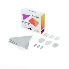 Дополнительные панели Nanoleaf Shapes Triangles Expansion Pack Apple Homekit - 3 шт., Питание: 220В, Количество панелей: 3