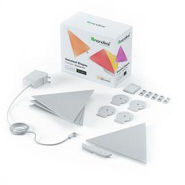 Умная система освещения Nanoleaf Shapes Triangles Starter Kit Apple Homekit - 4 шт., Питание: 220В, Количество панелей: 4