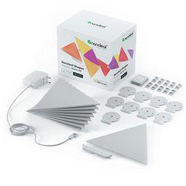 Умная система освещения Nanoleaf Shapes Triangles Starter Kit Apple Homekit - 9 шт., Питание: 220В, Количество панелей: 9
