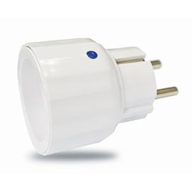 Розеточный выключатель Everspring Z-Wave Plus со счетчиком электроэнергии ― EVR_AN1812