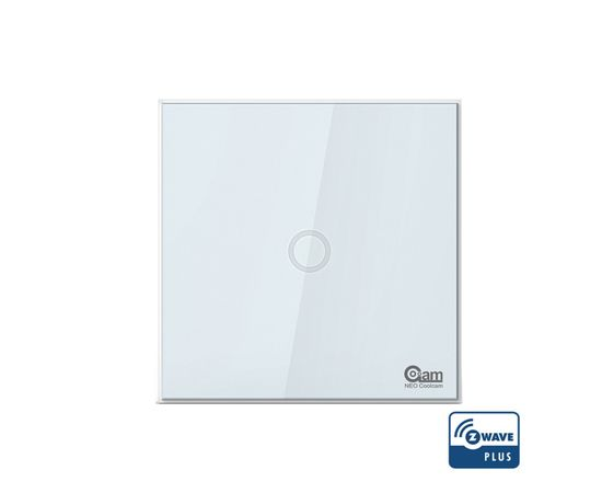 Сенсорный выключатель одноканальный Z-Wave NEO Coolcam Light Switch — NAS-SC01ZE