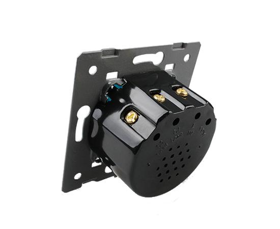 Механизм выключателя Livolo 2-канальный, Radio, Количество каналов: 2, Питание: 220В, Встроенный радио модуль: Да, Тип выключателя Livolo: Классический, изображение 4