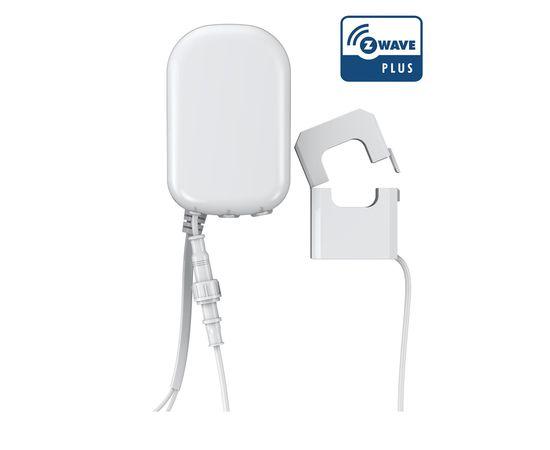 Измеритель электроэнергии (1 клипса) на 100А Aeotec Home Energy Meter Gen5 — AEOEZW095C1A100