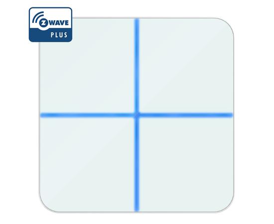 Пульт контроллер настенный Aeotec WallMote Quad Z-Wave Plus - AEOEZW130