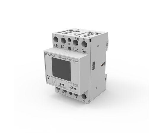 Измеритель электроэнергии на 3 фазы Z-Wave Plus Qubino 3-Phase Smart Meter - GOAEZMNHXD1