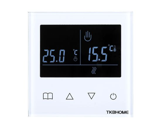 Терморегулятор для теплого пола TKB Home Wall Thermostat - TKBETZE93.716