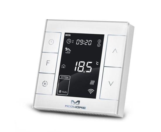 Термостат электрического отопления Z-Wave настенный MCO Home — MCOEMH7H-EH