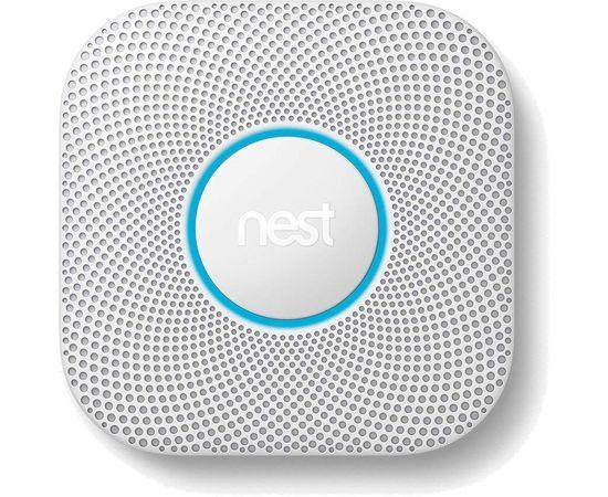 Датчик дыма и угарного газа Nest Protect