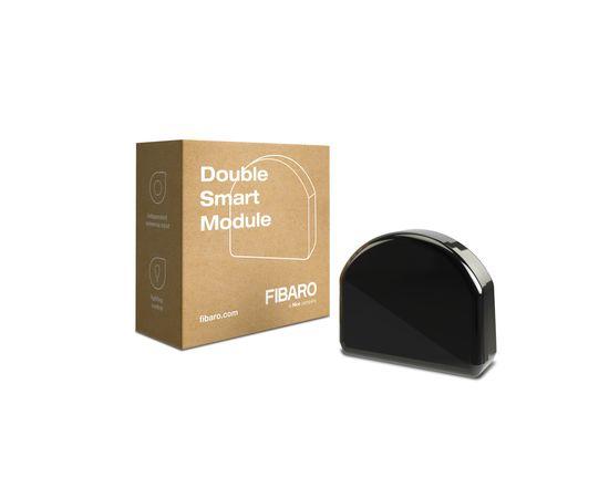 Двойное вставное реле FIBARO Double Smart Module (сухой контакт) — FIBEFGS-224