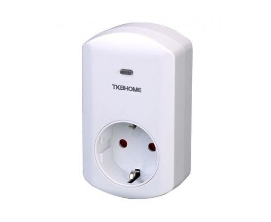Розеточный выключатель TKB Home - TKB_TZ68-G