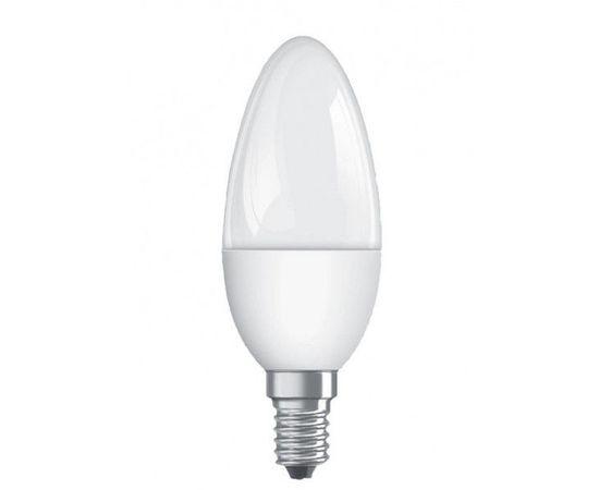 Светодиодная LED лампа OSRAM VALUE CL B40 6W/827 220-240V FR E14 2700К