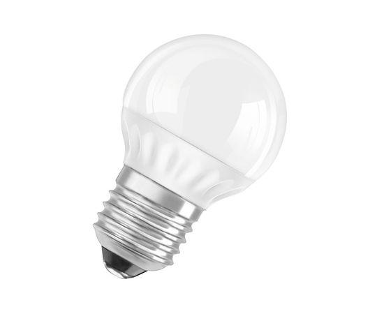 Светодиодная LED лампа OSRAM S CLP40 6W/827 220-240V FR E27