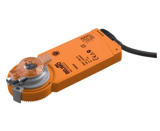Электропривод воздушной заслонки Belimo CM24 L, R 24В, S заслонки