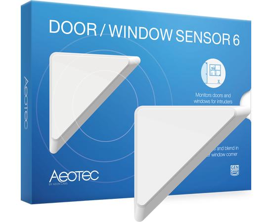 Датчик открытия двери/окна Aeotec Door/ Window Sensor 6 — AEOEZW112